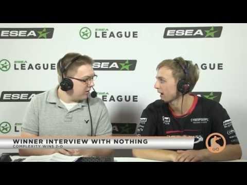 n0thing Interview at ESEA LAN Season 16