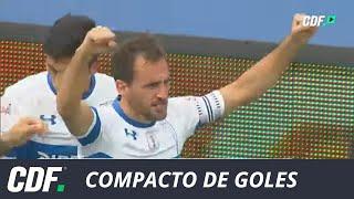 Universidad Católica 4 - 0 Universidad de Chile | Campeonato AFP PlanVital 2019 | Fecha 8 | CDF