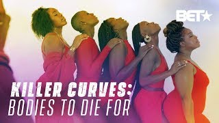 CURVY Black Men & Women STRIP To Show Their Natural Beauty | Killer Curves