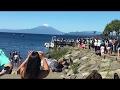 Recopilación Amazing UFO Puerto Varas   Chile   OVNI Febrero 2017