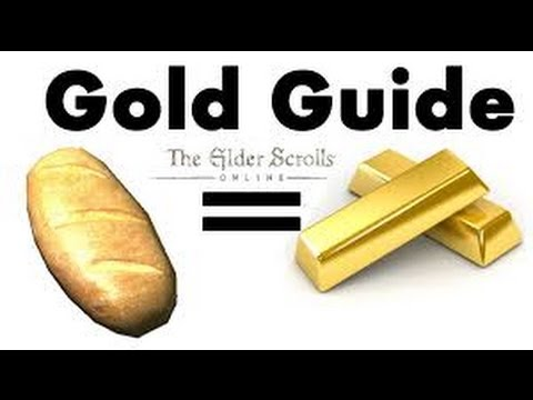 The Elder Scrolls Online: Tamriel Unlimited how to get unlimeted gold