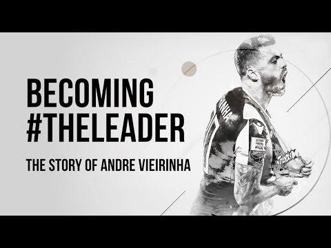 Becoming The Leader : The Story of Andre Vieirinha - PAOK TV