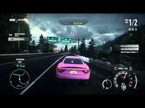 Need For Speed: Rivals PC - Fully Upgraded Maserati GranTurismo MC Stradale Gameplay Chapter 3 pt. 1