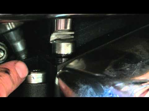 How To Clean The Tappet Oil Screen On An Evolution Harley Big Twin Motorcycle