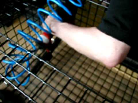 How to Build a Lobster Trap: 06 Stapling Runners
