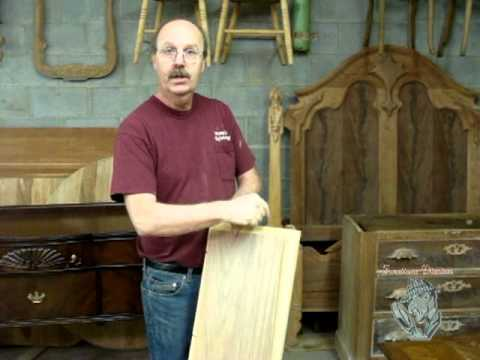 Furniture Detective: spotting particle board