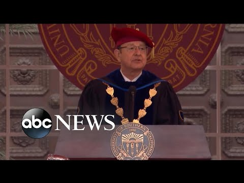 USC's president steps down after sexual assault allegations against campus doctor