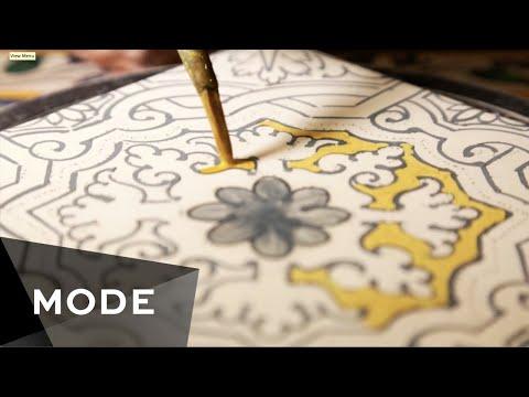 I'm a Tile Painter | My Design Life
