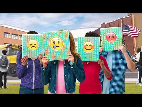 Start Making Faces with Avery Peek a View™ Binders & Dividers with Emojis