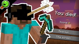 Download Minecraft in VR is absolutely traumatizing... Video