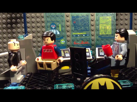 Lego Batman Short - Suit Up!