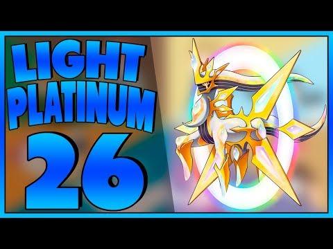 POKÉMON LIGHT PLATINUM #26 - ARCEUS/DIALGA/PALKIA (GBA)