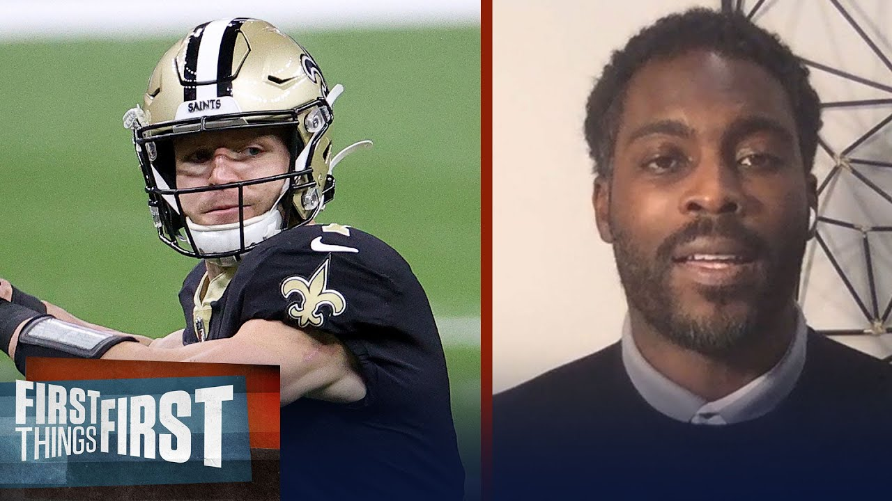 Taysom Hill is the dual-threat the Saints need in a NFL starting QB — Vick | FIRST THINGS FIRST