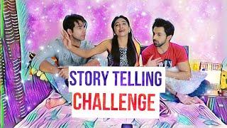 Story Telling Challenge | Rimorav Vlogs