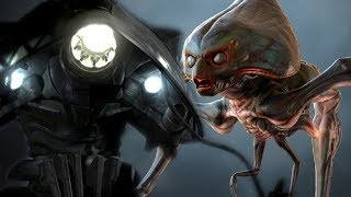 Martians Explained - War Of The Worlds - What Are Mor Taxans? Aliens Explained
