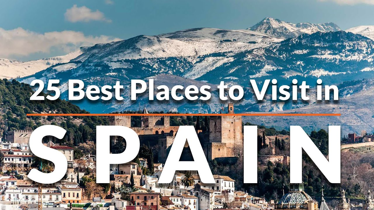 Download 25 BEST PLACES TO VISIT IN SPAIN | TOP 25 BEST PLACES TO VISIT IN SPAIN | PLACES TO VISIT IN SPAIN MP3 Gratis