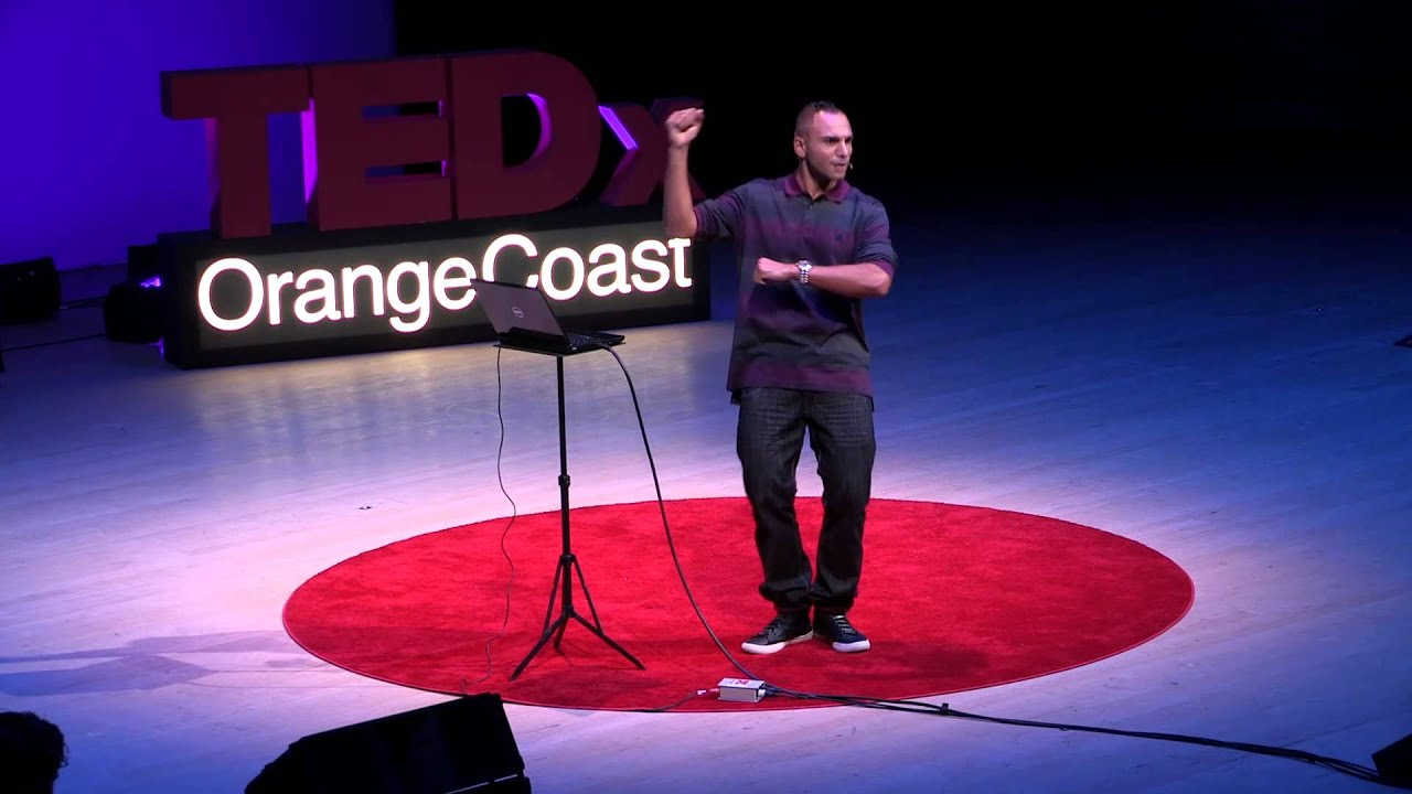 The most important language you will EVER learn   Poet Ali   TEDxOrangeCoast