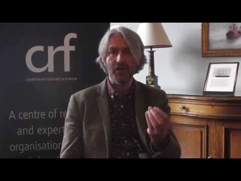 Employee Engagement - Interview with Rob Briner, University of Bath