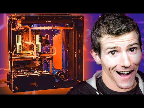 A See-Through PC Case??