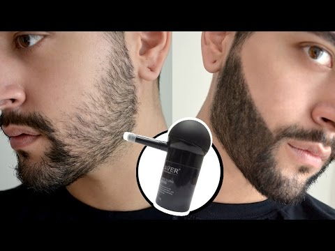 How To Fix / Fill In A Patchy Beard - Product Review. PATCHY BEARD SOLUTION! ✖ James Welsh
