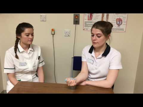 Exercises after a wrist fracture