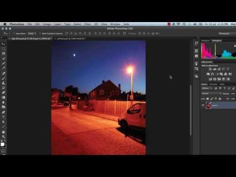 Photoshop basics 4. ppi dpi, resolution and image dimension