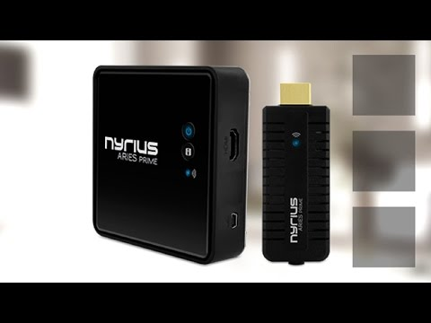 Wireless HDMI - Nyrius ARIES Prime Review