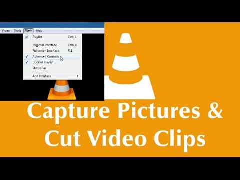 How to record or cut any part of the videos,movies, song with vlc media player by Tech india