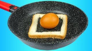 15 Trik Dan Ide Luar Biasa Dengan Telur