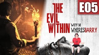THE EVIL WITHIN | E05 | Jump Scare Central | Let's PLAY IT PRIMETIME