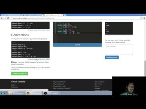 Web developerská škola, časť 11: JavaScript - Výrazy