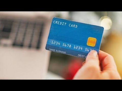 Fake Credit Card With Unlimited 2017 || 100% working ||