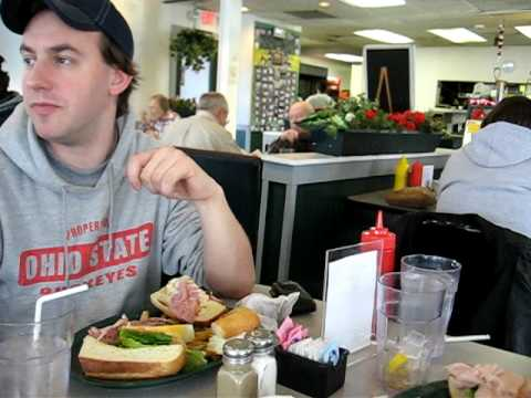 Ohio Deli - Dagwood Sandwich Part 4