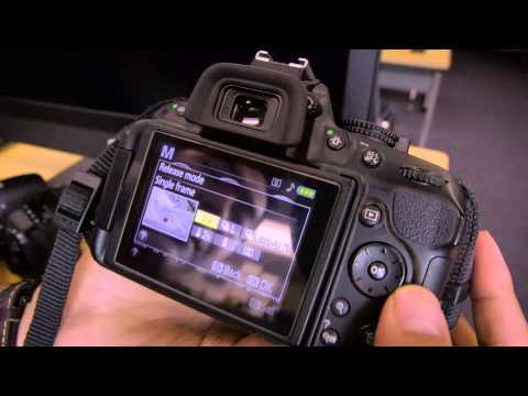 Nikon D5200 Manual Control Video