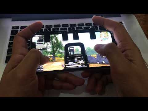 L1 R1 Ultimate Sharpshooter Control For Mobile Phone (PUBG, ROS)