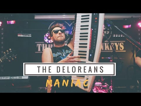 The Deloreans // Maniac // Book Now at Warble Entertainment