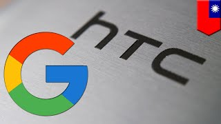 Google takeover: Google buys part of HTC mobile R&D division for a billion dollars - TomoNews