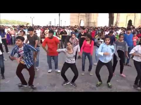Flashmob at Gateway Of India Mumbai