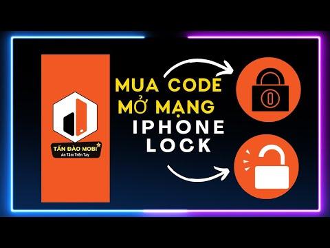 Hướng Dẫn Unlock iPhone 5s 5c 5 Sprint bằng code qua iTunes - Tấn Đào Mobile
