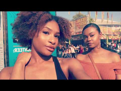 Houston Rodeo And Carnival 2018 | Vlog