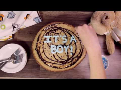 New Carvel Ice Cream Cookie Cake combines vanilla ice cream with a chocolate chip cookie