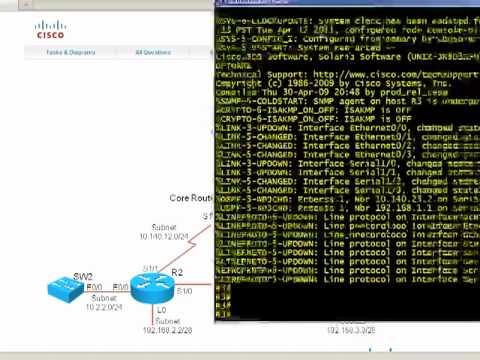 IOS on Unix