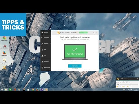 Avast Free Antivirus 2015: So klappt die Installation