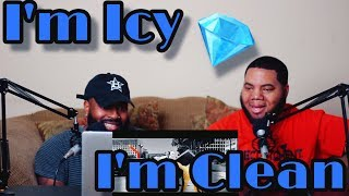 Logic - Icy ft. Gucci Mane (Official Video) (REACTION) 💎