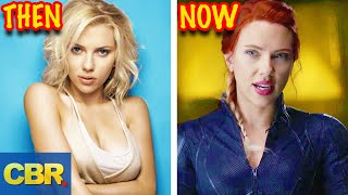 15 Marvel Actors Before They Joined The MCU