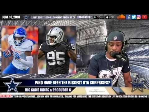 LIVE: Dallas Cowboys Talk - Silver&Blue Nation Live Podcast