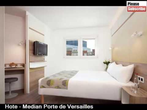 Median Porte De Versailles | Ideas Of France Paris Hotel And Pictures Collection
