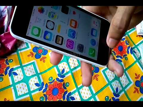 Second Hand iPhone 5C From Snapdeal At Rupees 6049/-