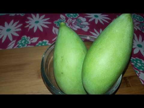 Kairi chi Chutney (Raw Mango) Recipe by Ashwini in Marathi
