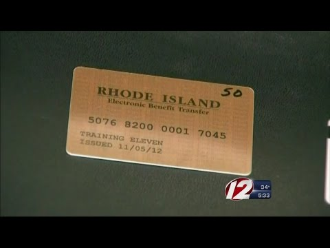 State Rep. Aims to Crack Down on EBT Card Abuse
